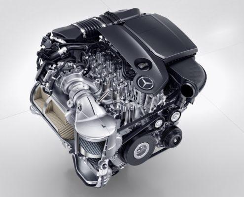 Ремонт дизельных двигателей Mercedes