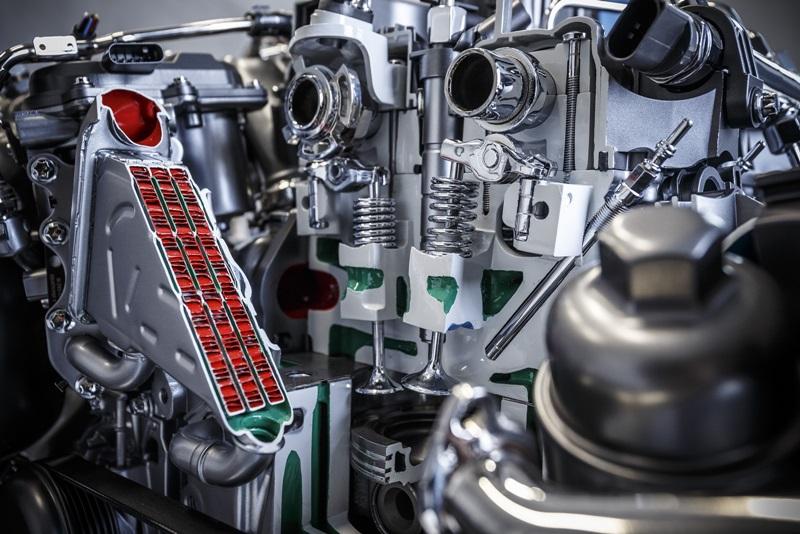 ремонт дизельных двигателей мерседес