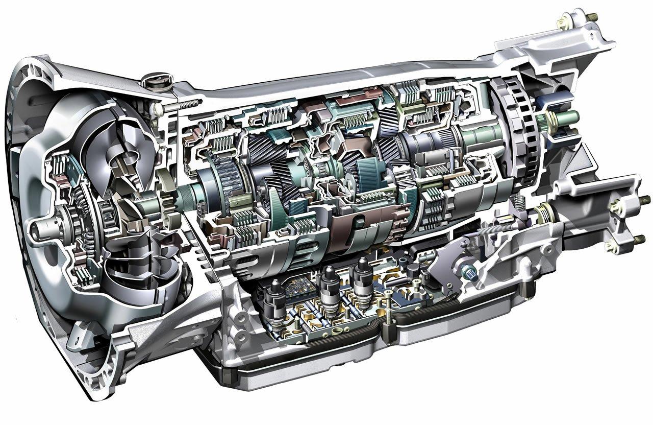 Диагностика АКПП Mercedes