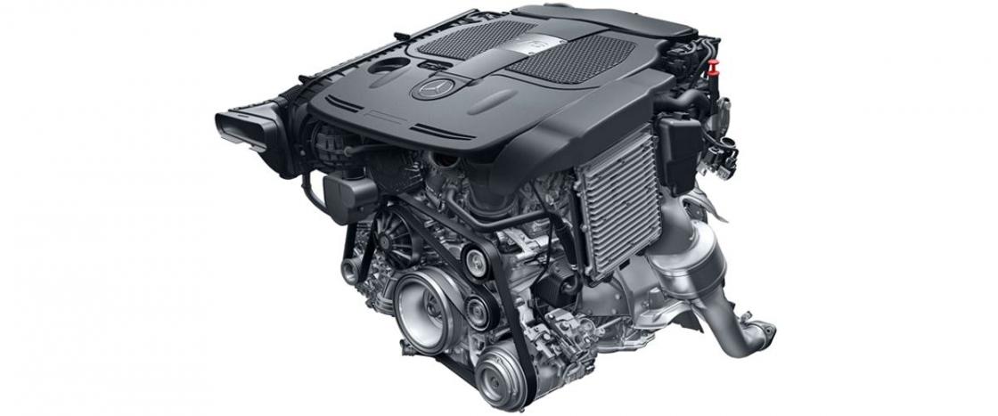 Двигатель M276